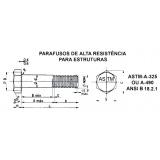 Parafuso Sextavado A325